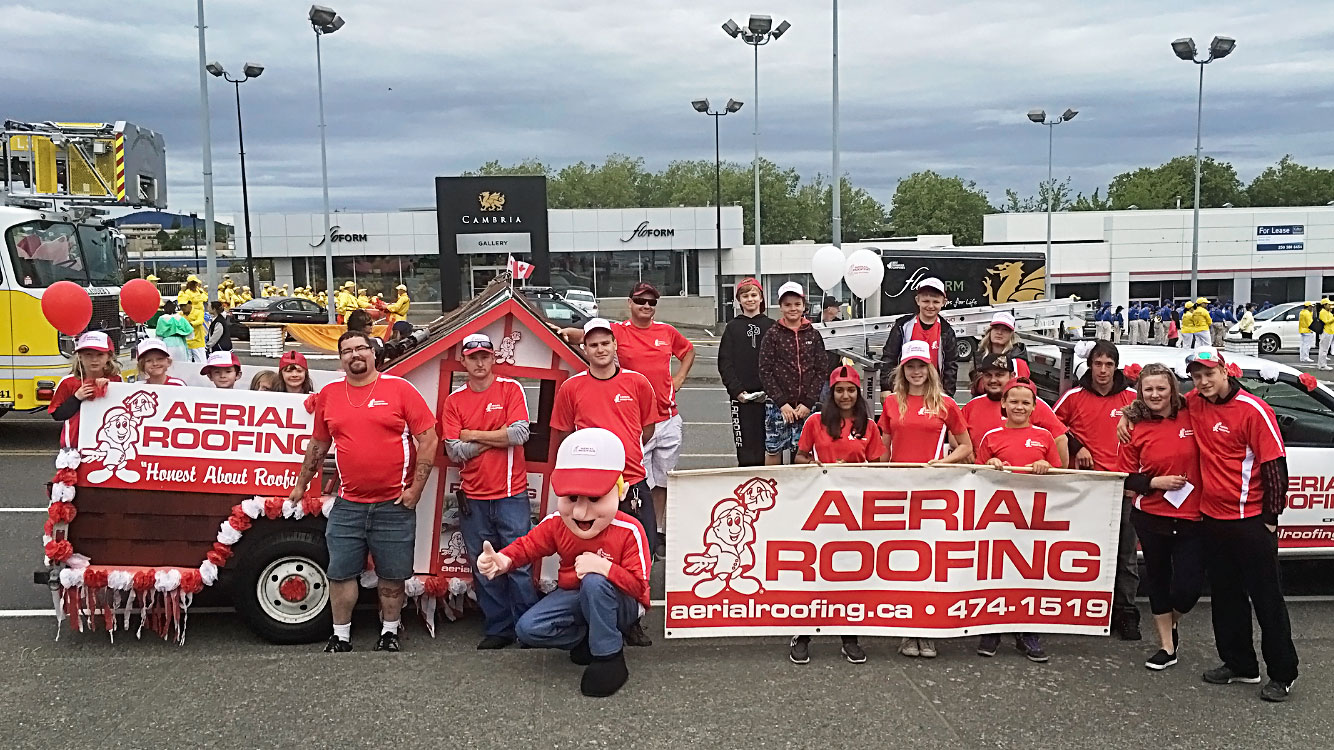 aerial-roofing-team